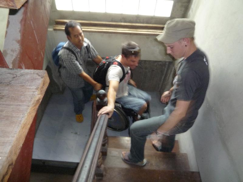 Escaliers chez Toom