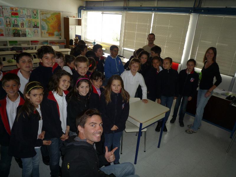 Handicap école francaise Santiago