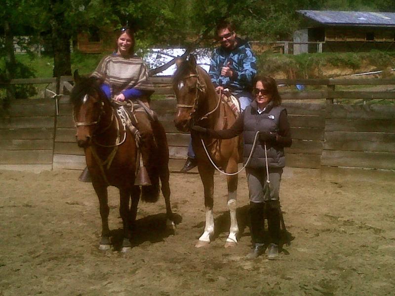 Equitation pour les paraplégique