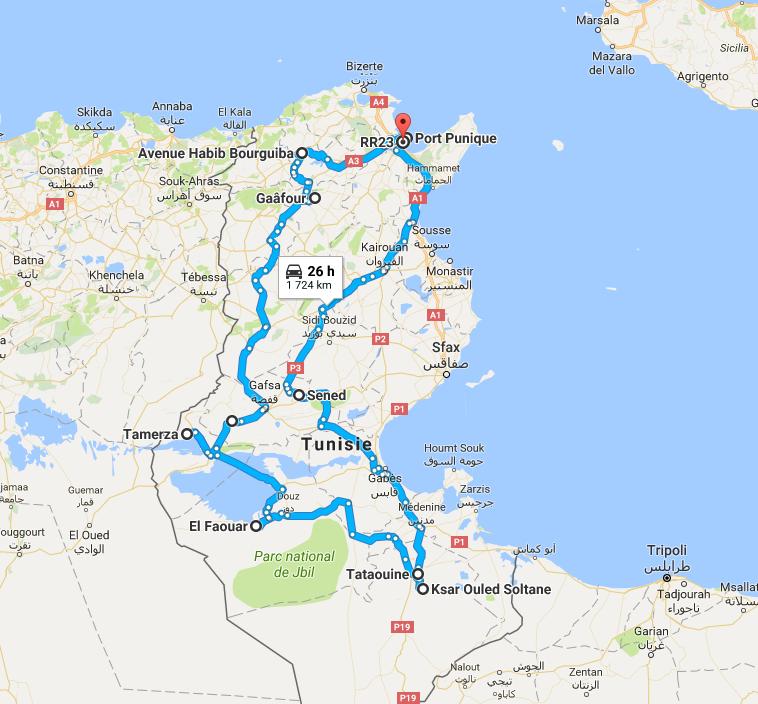 Parcours-raid-Tunisie