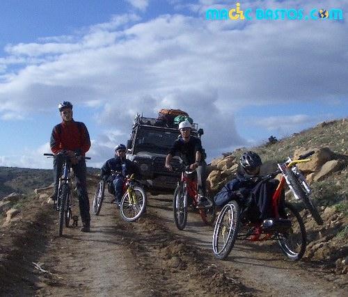 fauteuiltoutterrain-raid-handisport-tunisie