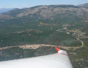 vue-aerienne-vol-planeur