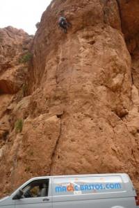 falaise-escalade-maroc