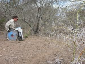 Kilimandjaro Au delà des limites en fauteuil roulant