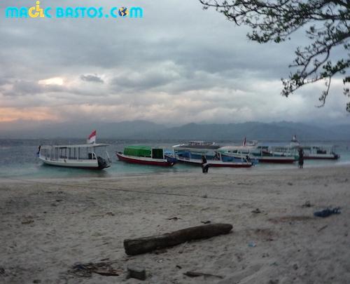 plage-bateau-ile-trawangan-bali