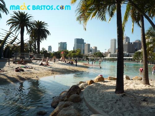 plage-brisbane-australie-city