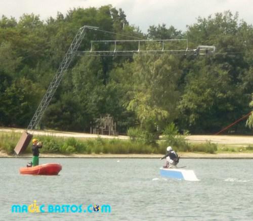 wakepark-Westerhoven-hollande