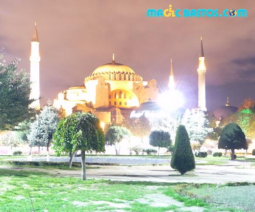 mosquee-bleue-istambul-nuit