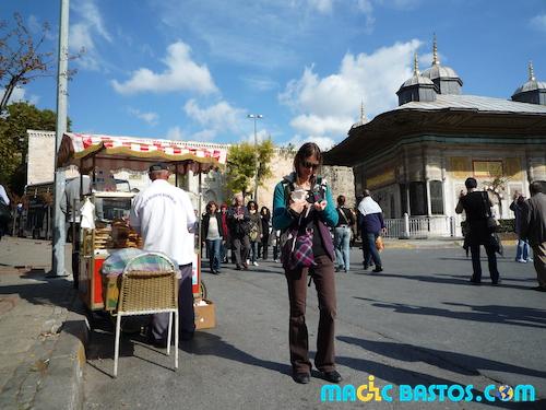 quartier-Sultanahmet-kebab-ambulant-voyage-bastos