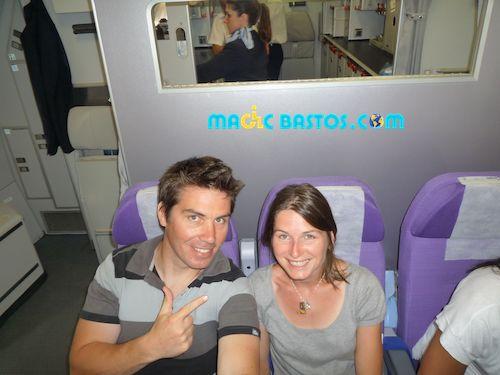 Vol-Paris-Montréal-Magic-Bastos