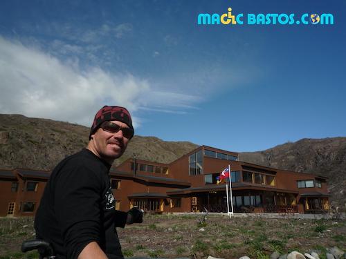 Refugio Vertice Paine Grande-fauteuilroulant