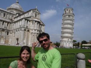 sensibilisation handicap Italie - pise