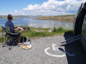 handicap, écoles, wakeboard en Suède -accessibilité