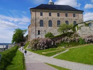 Horizons Partagés 2013 - Norvège -citadelle_oslo