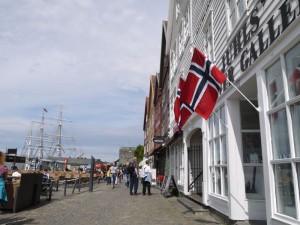 HP13-norvege-bergen_drapeau