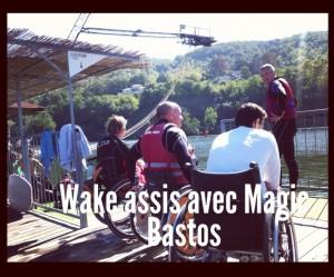 handiwake à Condrieu - Magic Bastos