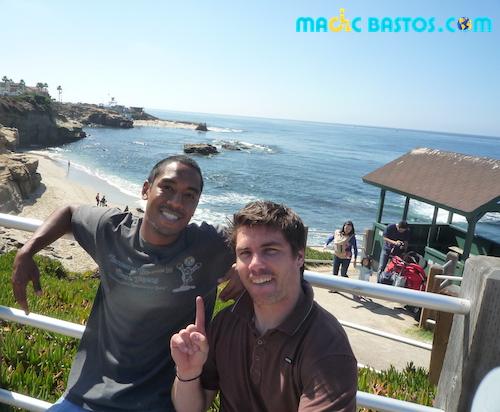 Allen-visite-beach-sandiego-californie