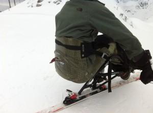 Comment choisir son siège de ski assis
