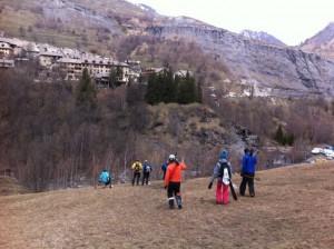 26ème Derby de la Meije en ski assis