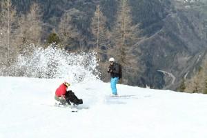 accessibilité handiski Balme/Vallorcine