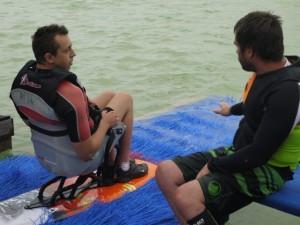 Handi wakeboard assis - Nord Pas de Calais