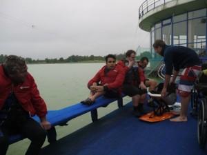Handi wakeboard assis - Noeux le Mines - Pas de Calais