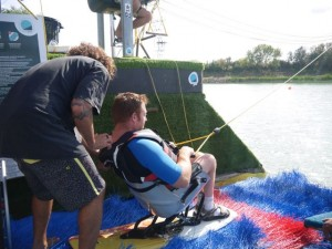 Handi wakeboard assis - South Wake Park