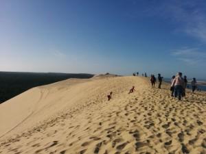 Dune du Pilat - handicap