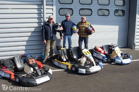 Magic Bastos Karting handisport