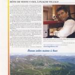 Echo SAP 2007 Bastien hôte de vente