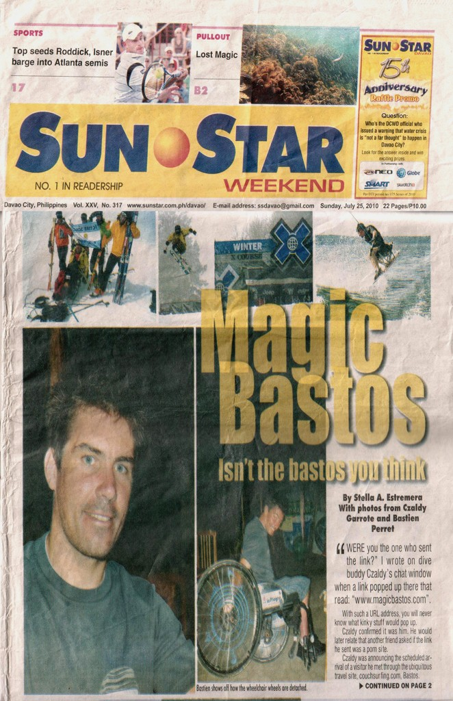 Sun star journal Philippines