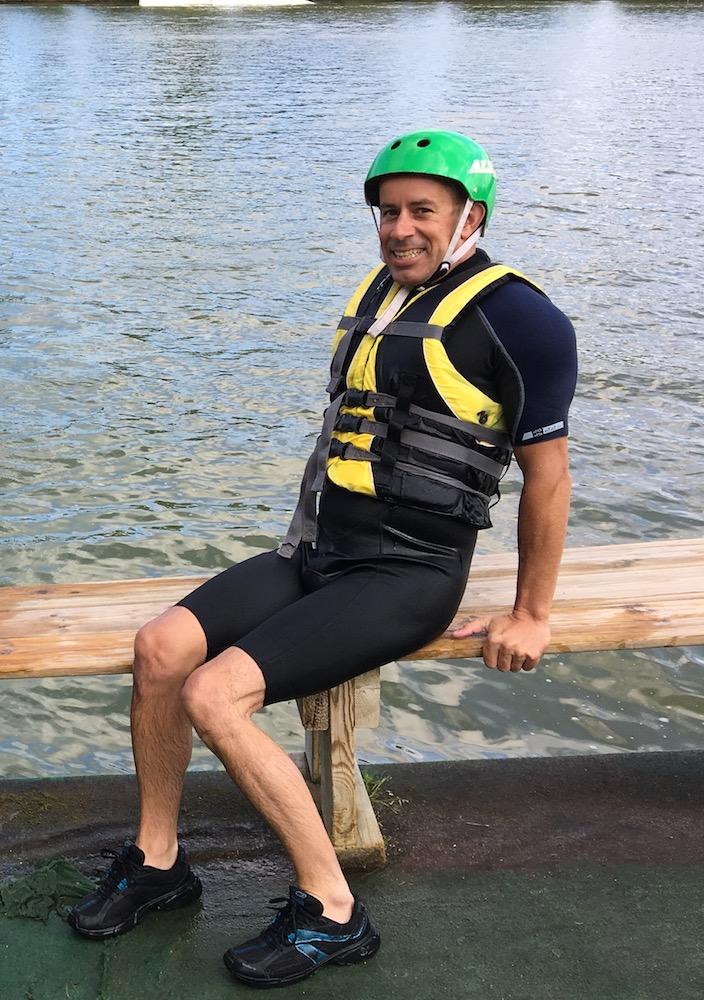 Thomas Ohayoun - paraplégique wakeboard