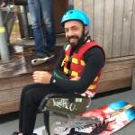 Cyril Teyant sitwakeboard Nantes