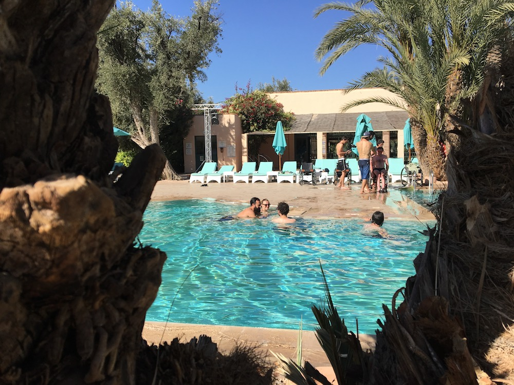 piscine-handisport-clubmed-marrakech