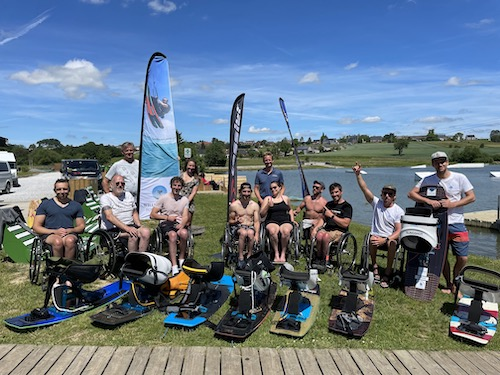 The Spin wakecamp sitwake 2021